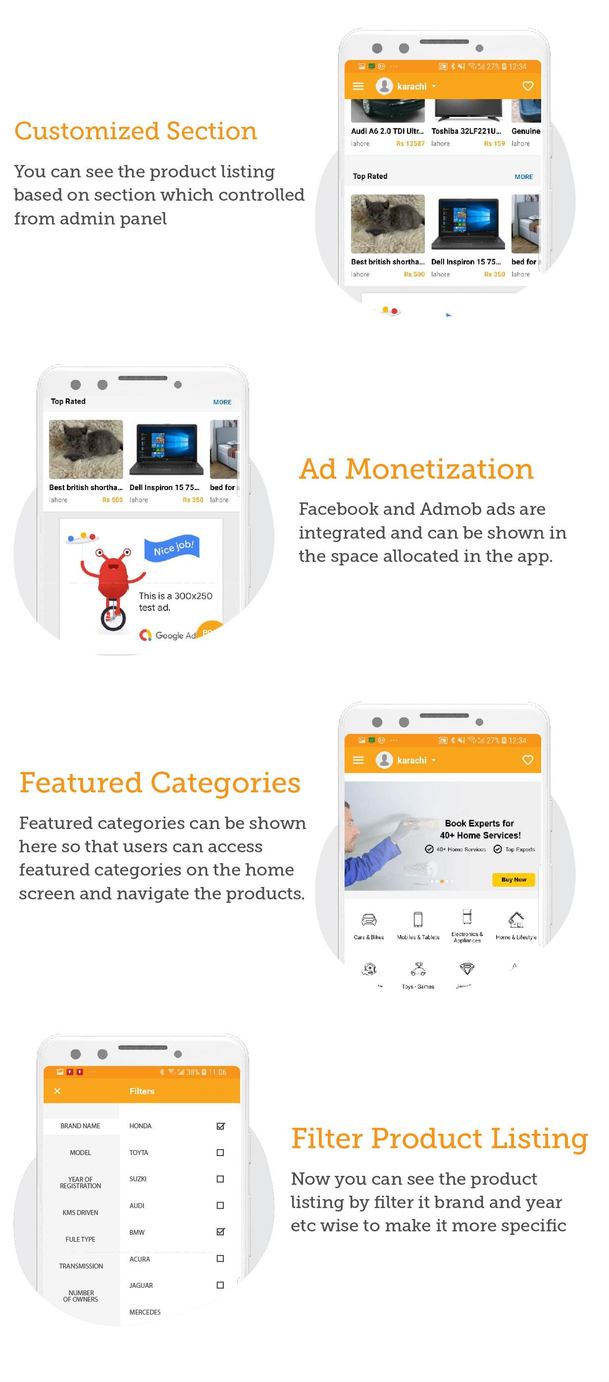 Advilla - Classified Android Native App v1.0.1 - 8