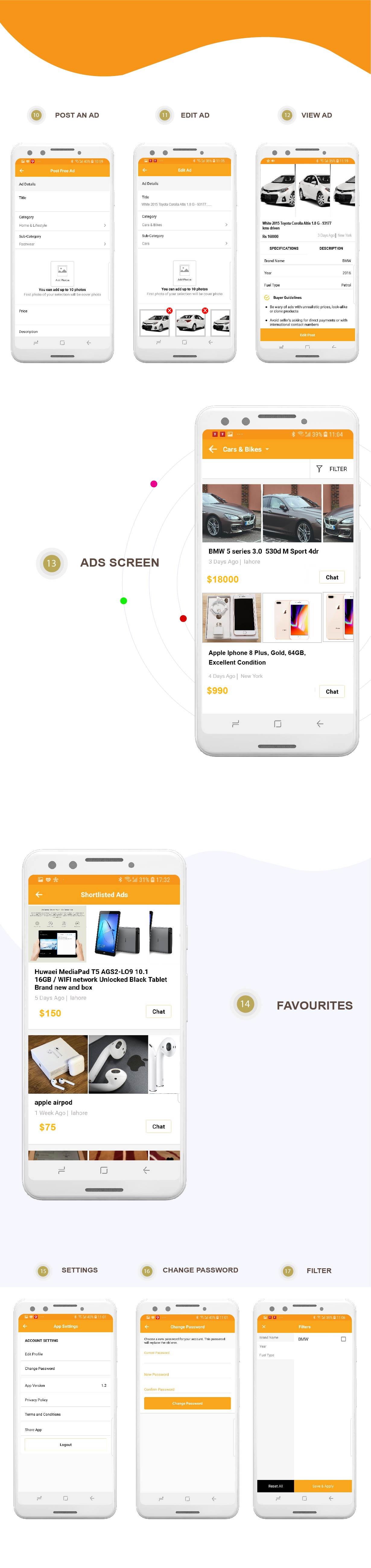 Advilla - Classified Android Native App v1.0.1 - 4