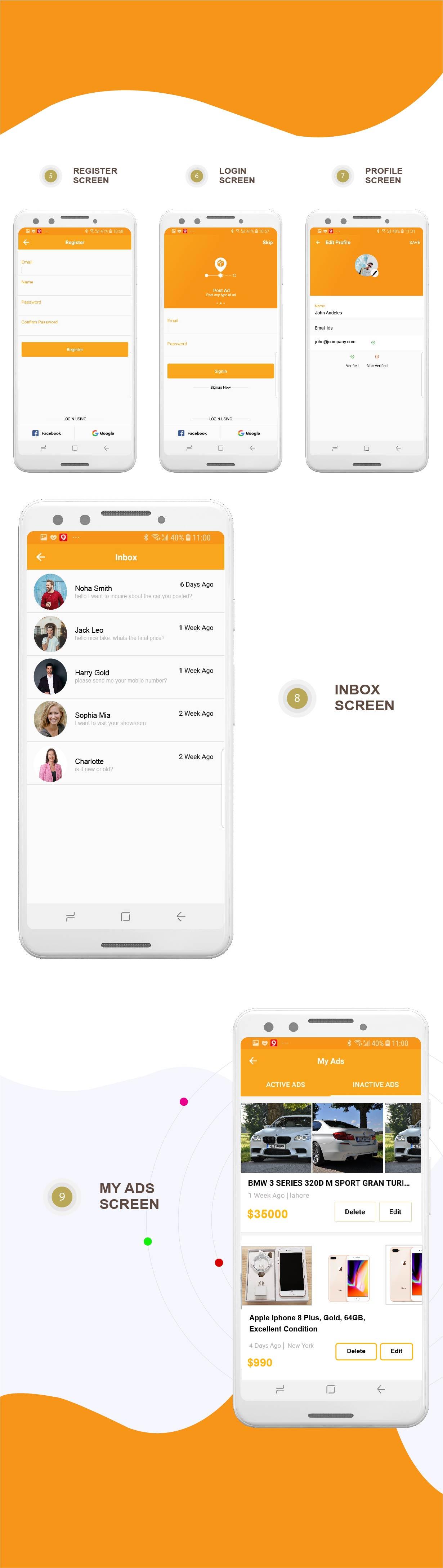 Advilla - Classified Android Native App v1.0.1 - 5