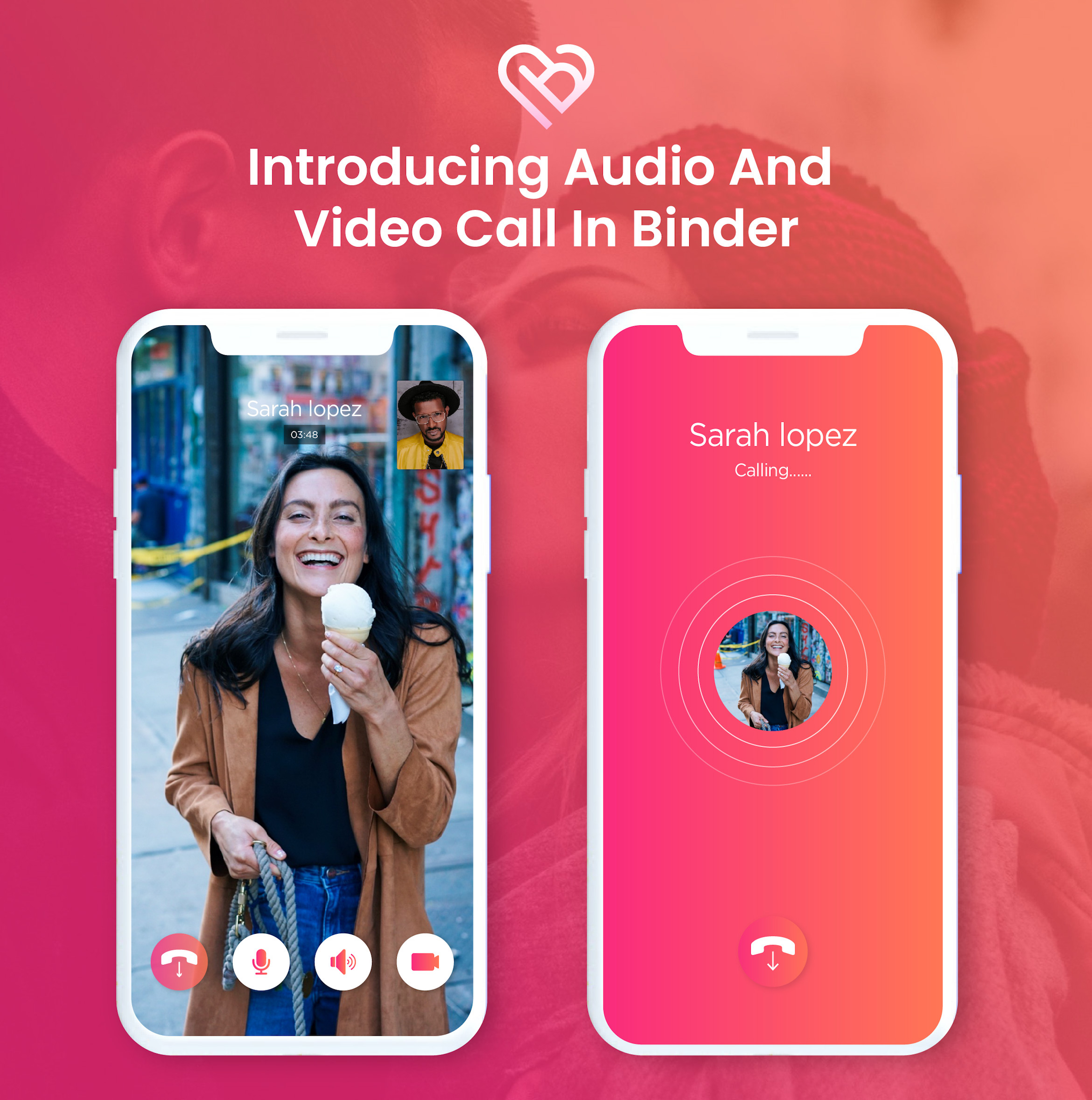 Binder - Dating clone App with admin panel - Android v20.1 - 2